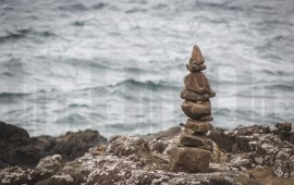 Stone Stacking Scozia
